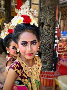 Child Dancer, Bali