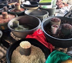 Market in West Timor