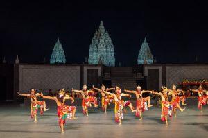 Ramayana Ballet, Prambanan Temple
